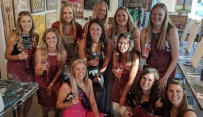 best bachelorette party ideas harrisburg mechanicsburg | voted best girls night out | bachelorette paint night