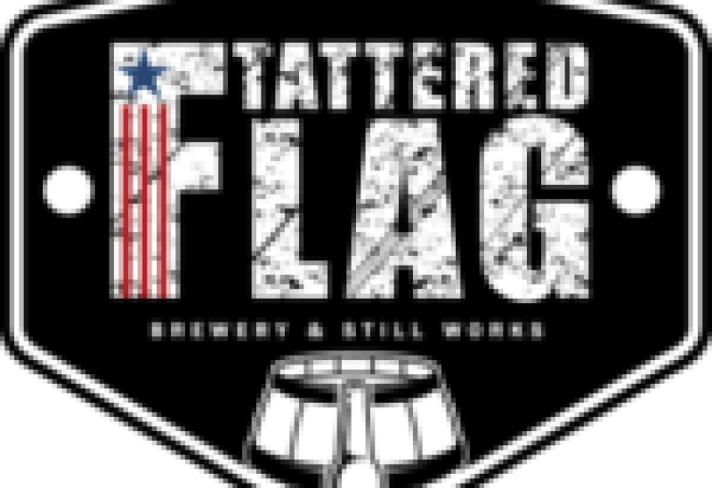 wood sign pallet paint tattered flag brewery middletown | voted #1 best girls night out, bachelorette party ideas, adult birthday party ideas