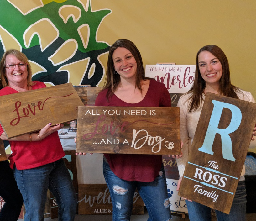 Wine Canvas Painting Party Entertainment Best Theme Ideas Harrisburg Pa Birthday Bachelorette Amuse Uncorked