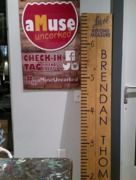 Custom Wood Sign Ruler Growth Chart Boy Girl Nursery | DIY Pallet Paint Sign Class Harrisburg Mechanicsburg