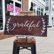 farmhouse signs | grateful wooden sign classes central pennsylvania